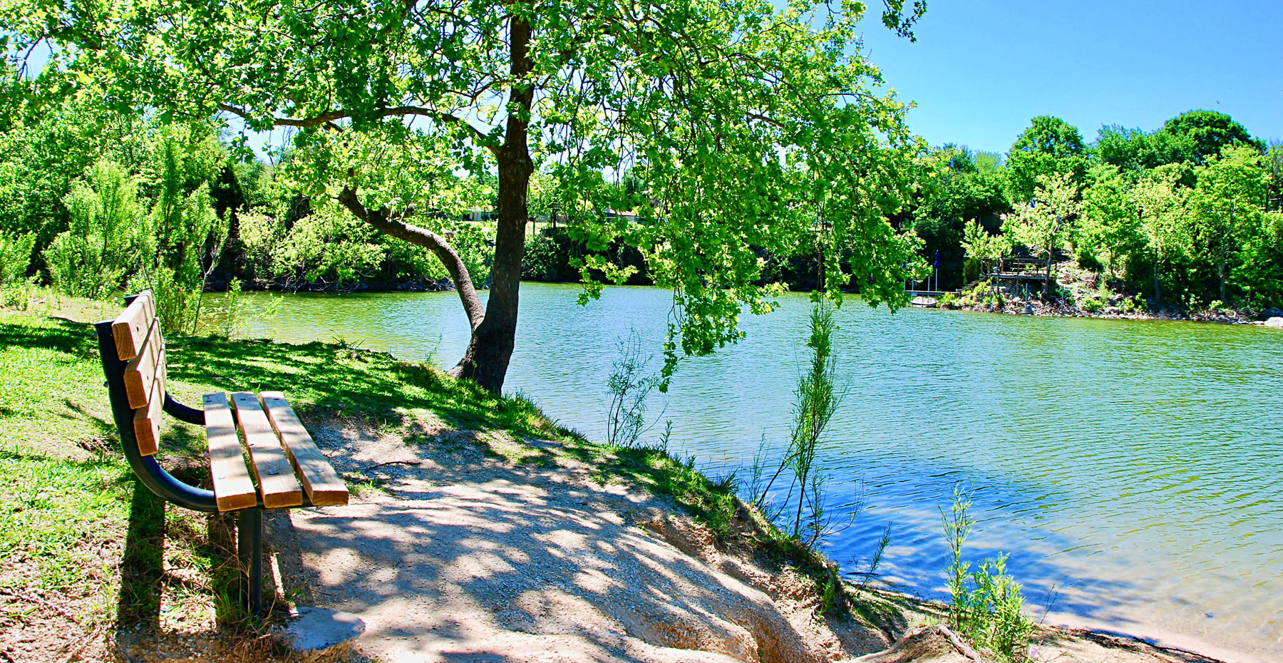 Benh by the Lake in Round Rock, TX where Silverton Custom Homes ia a premier builder.