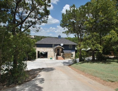 Last Chance to See This Stunning Lago Vista Home